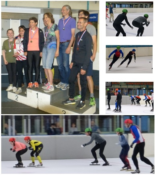 shorttrack beginners